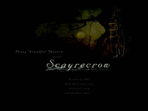 Scayrecrow DVD cover