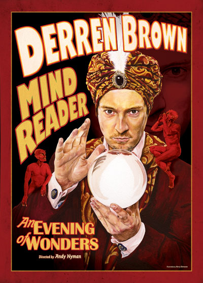 derren brown carrion films