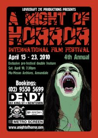 A Night of Horror 2010