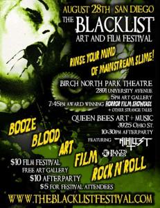 Blacklist Art and Film