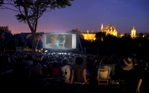 Big Screen in the Park