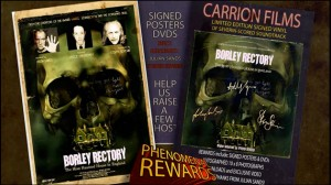 BORLEY RECTORY rewards