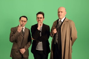 Borley Rectory - Reece Shearsmith-Ashley Thorpe - Jonathan Rigby
