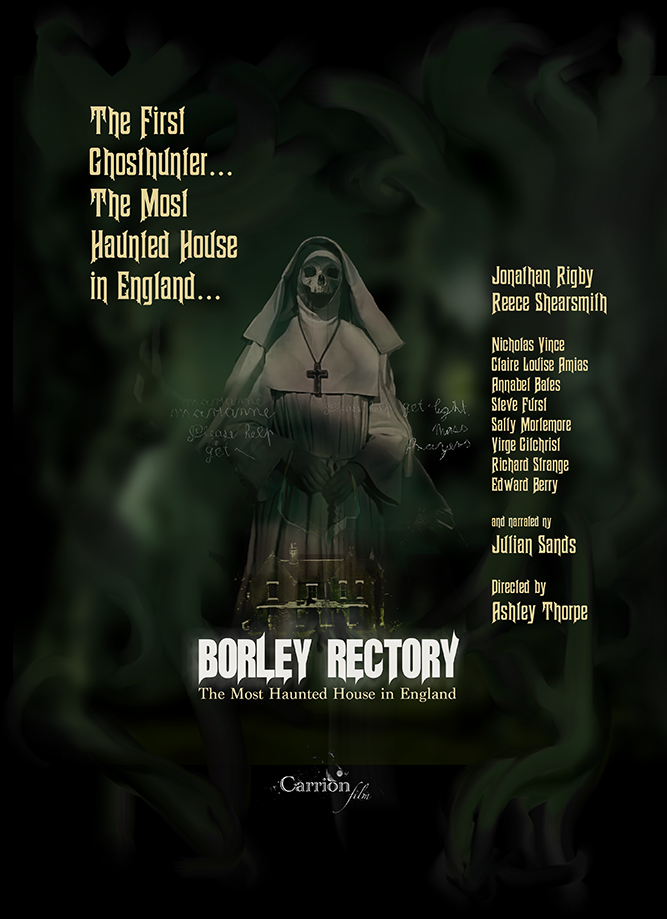 Borley Rectory poster B